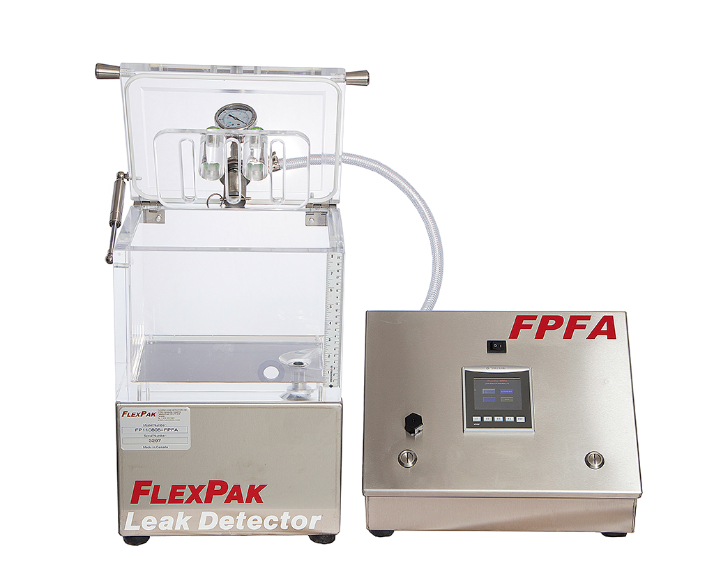 FLEXPAK MODEL FP110808 WITH FULLY AUTOMATIC CONTROL PACKAGE