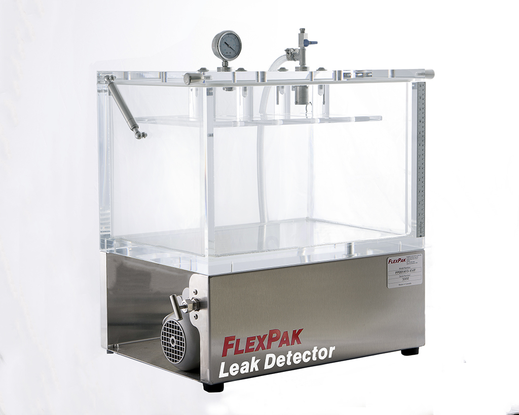 Flexpak electric vacuum pump TABLETOP MODEL